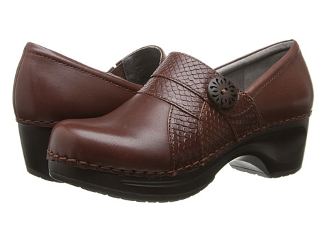 Sanita - Delaney (Brown) Women's Clog Shoes