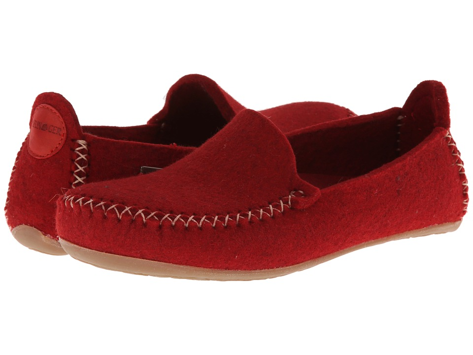 Haflinger - Moccasin (Chili) Slippers