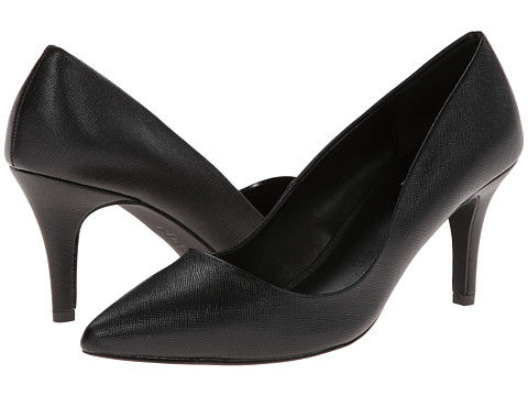 Charles by Charles David - Vai (Black Textured Smooth) High Heels