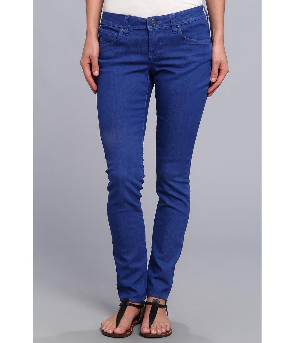Volcom - Soundcheck Super Skinny (Vintage Blue) Women's Jeans