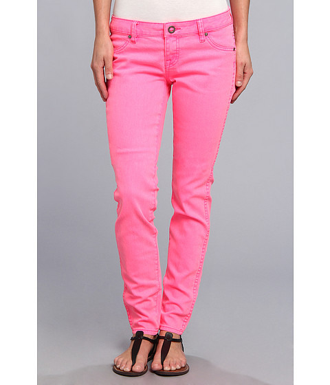 Volcom - Railed Legging (Neon Pink) Women's Jeans