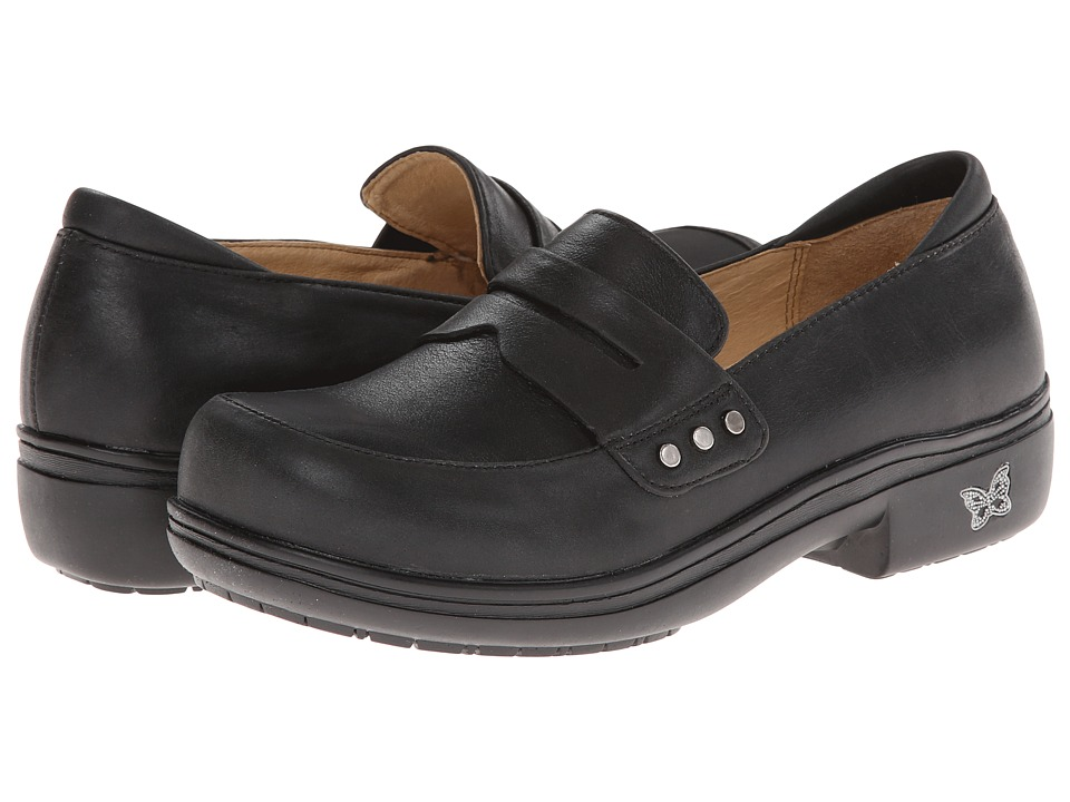 Alegria - Taylor Pro (Magic Black Zappos Exclusive) Women's Slip on Shoes
