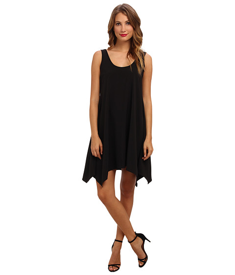 Brigitte Bailey - Mollie Tie Back Dress (Black) Women's Dress