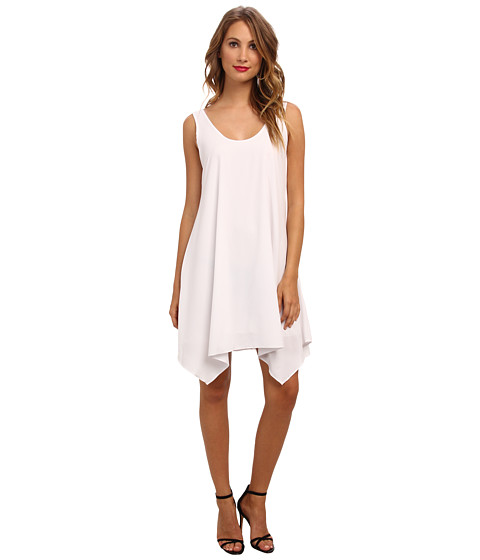 Brigitte Bailey - Mollie Tie Back Dress (White) Women's Dress