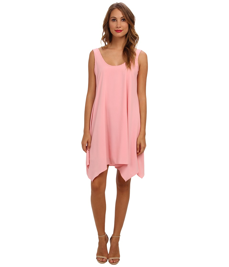 Brigitte Bailey - Mollie Tie Back Dress (Light Pink) Women's Dress