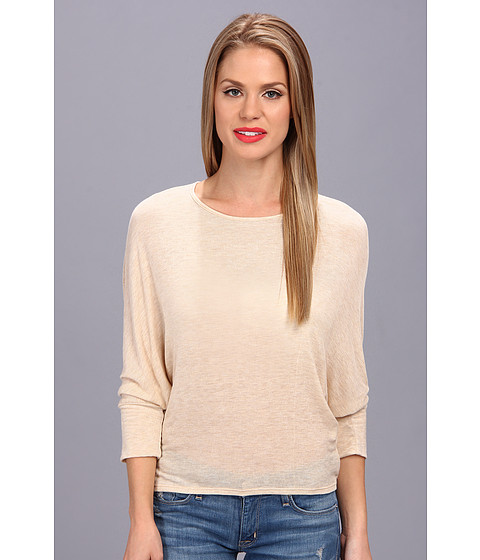 Gabriella Rocha - Hailey Open Back Top (Oatmeal) Women