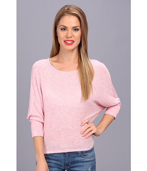 Gabriella Rocha - Hailey Open Back Top (Pink) Women's T Shirt