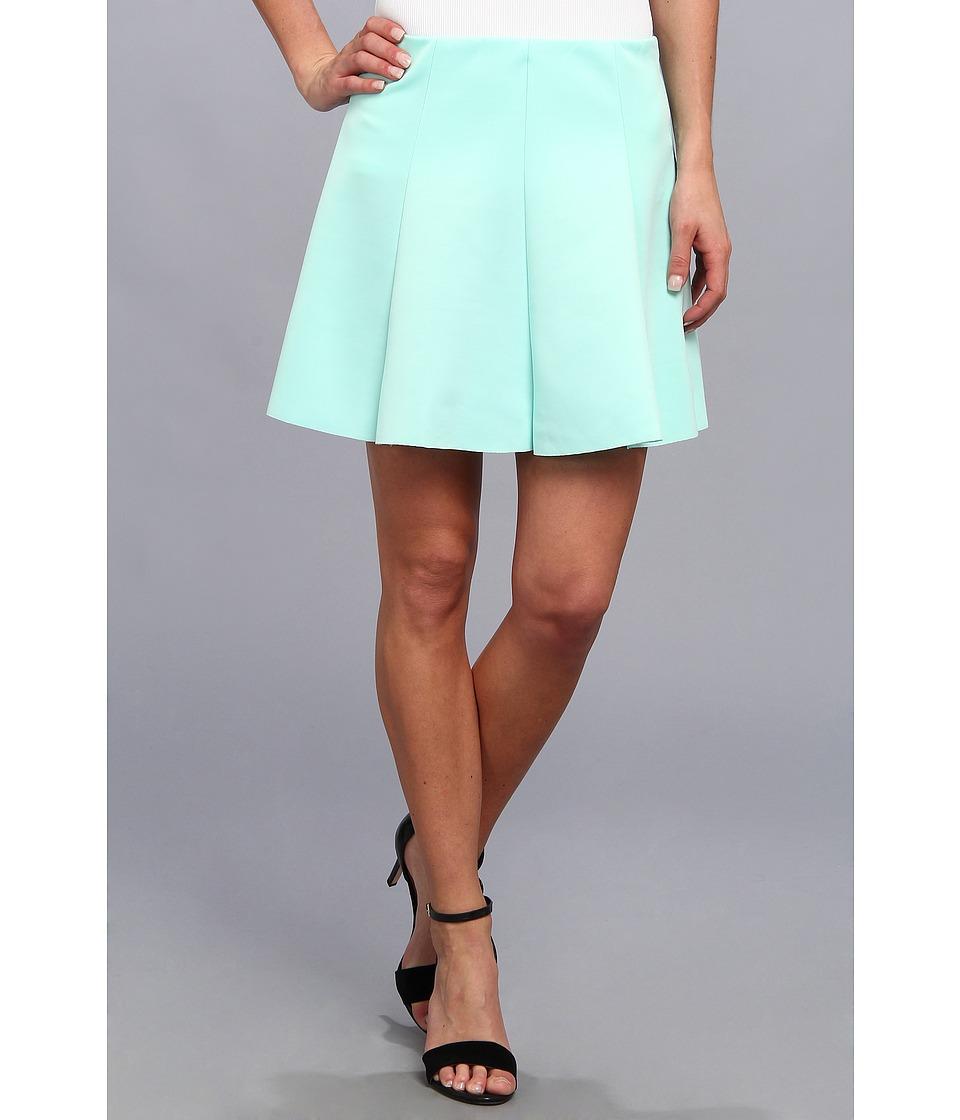 Gabriella Rocha - Phoebe Scuba Skater Skirt (Seafoam) Women's Skirt
