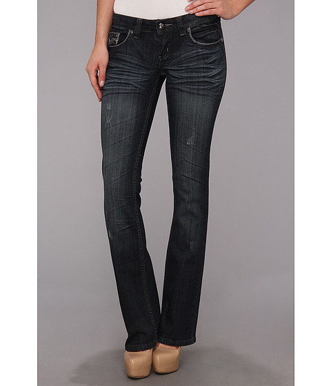 Request - Juniors Bootleg Jeans in Exile (Exile) Women's Jeans