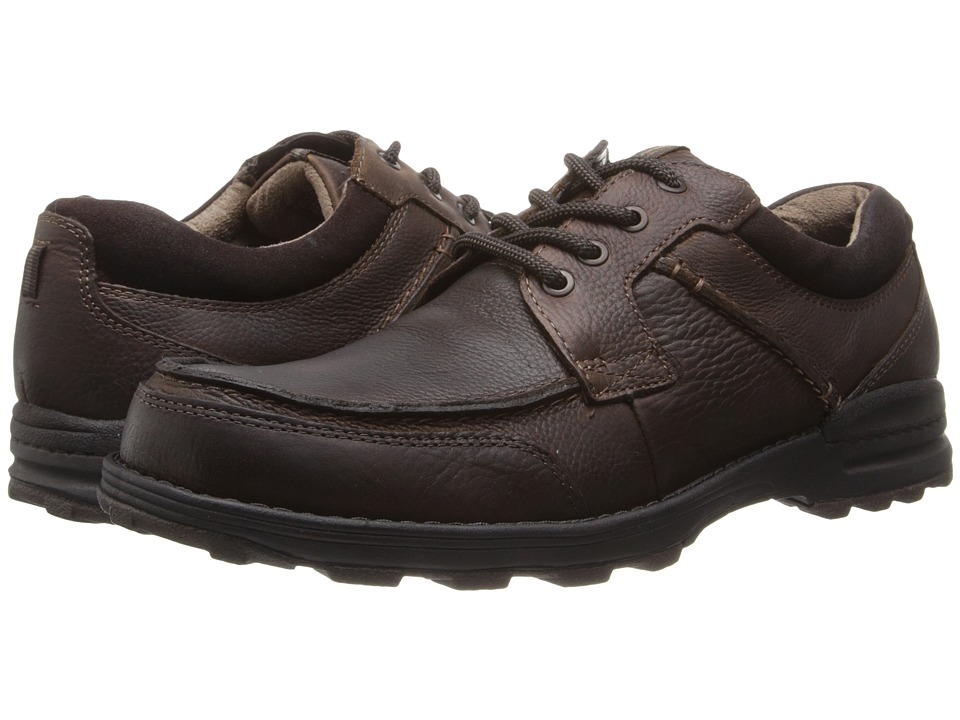 Dockers - Pimlico (Whiskey) Men's Lace up casual Shoes