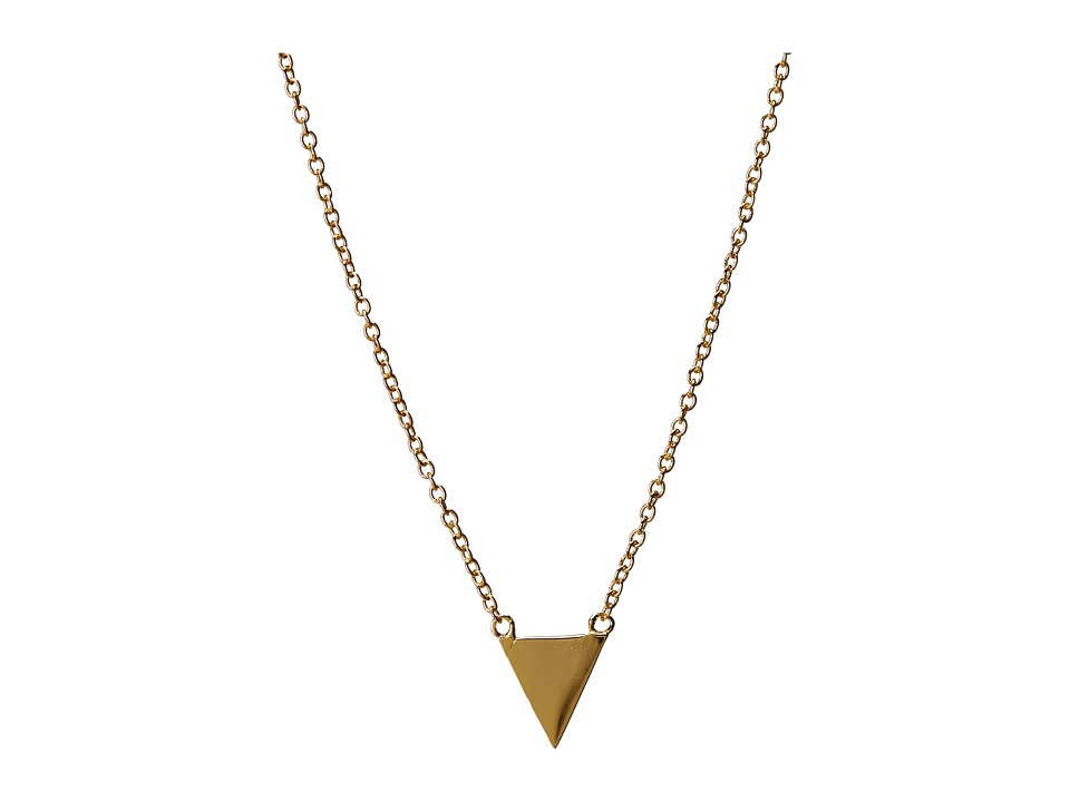 gorjana - Mika Necklace (Gold) Necklace