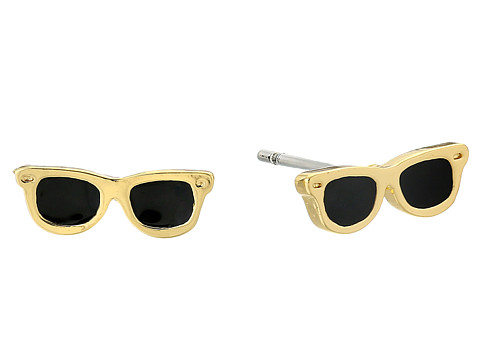 gorjana - Sunglass Studs Earrings (Gold) Earring