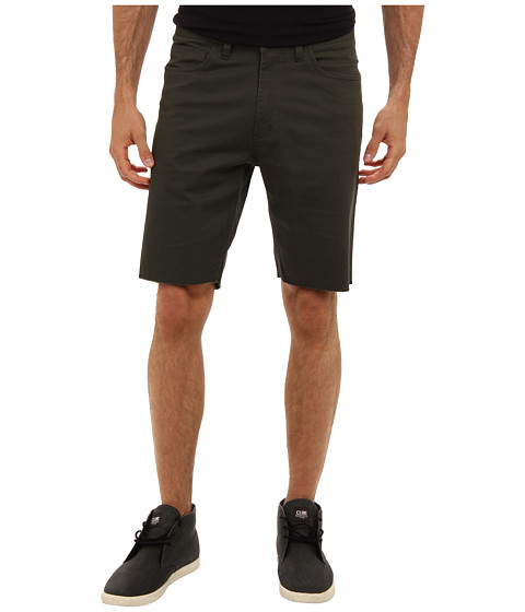 Fox - Blade Short (Dark Fatigue) Men's Shorts
