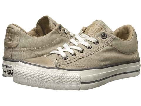 Converse - All Star Pigment Dyed Canvas (T Brown) Athletic Shoes