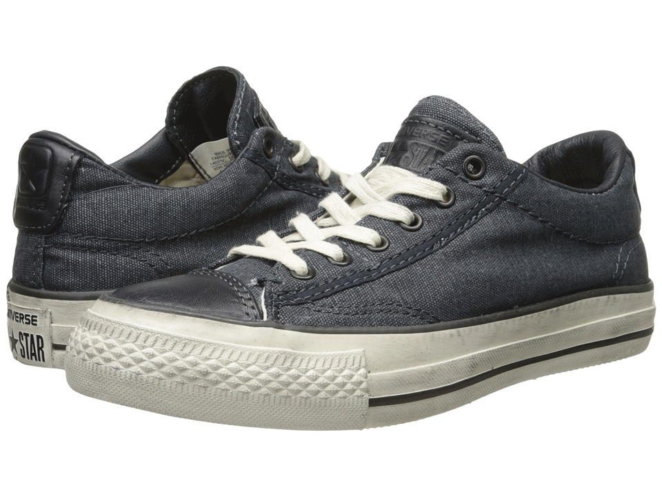 Converse - All Star Pigment Dyed Canvas (Dark Navy) Athletic Shoes