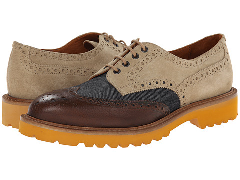 Donald J Pliner - Boris (Tan/Jean/Taupe) Men's Shoes