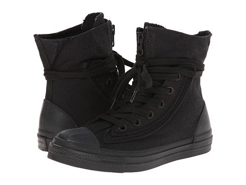 Converse - Chuck Taylor All Star Combat Boot X-Hi (Black) Lace-up Boots