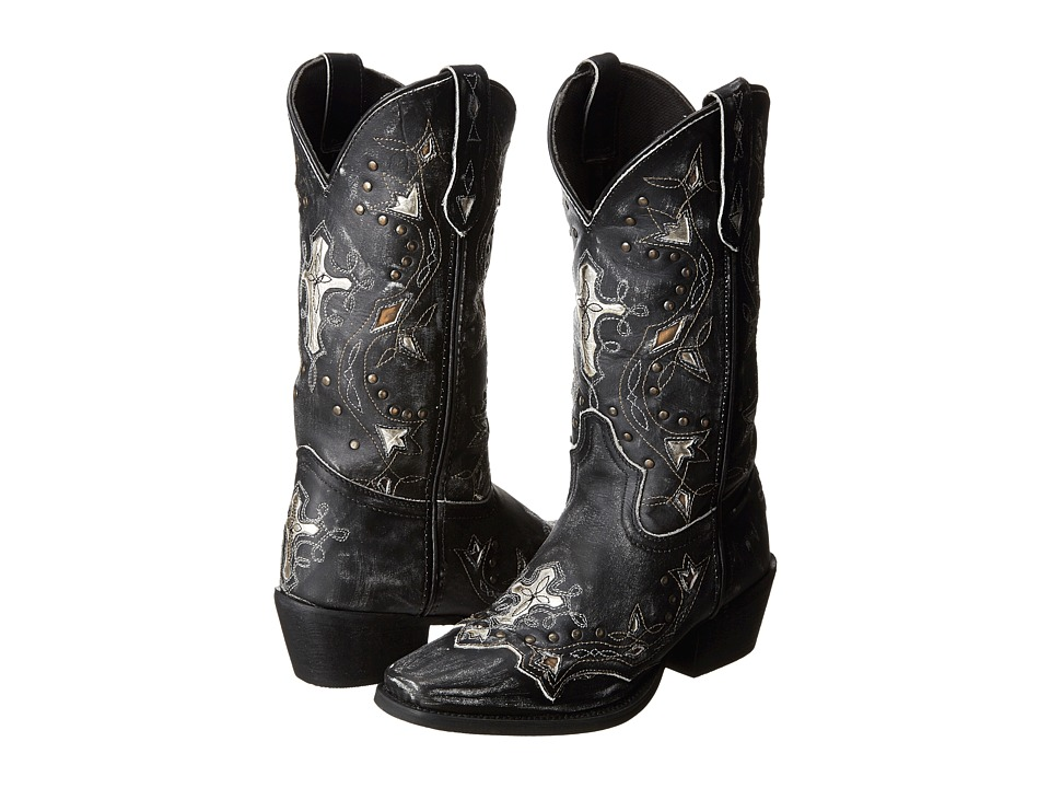 Laredo - Silver Cross (Black/Grey/Silver) Women's Boots
