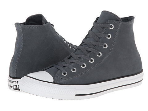Converse - Chuck Taylor All Star Seasonal Suede Hi (Admiral) Lace up casual Shoes