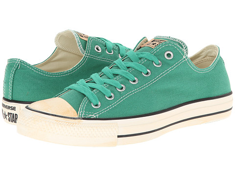 Converse - Chuck Taylor All Star Vintage Washed Twill (Parakeet) Lace up casual Shoes