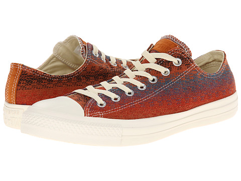 Converse - Chuck Taylor All Star Layer Details Ox (Terrarosa) Lace up casual Shoes