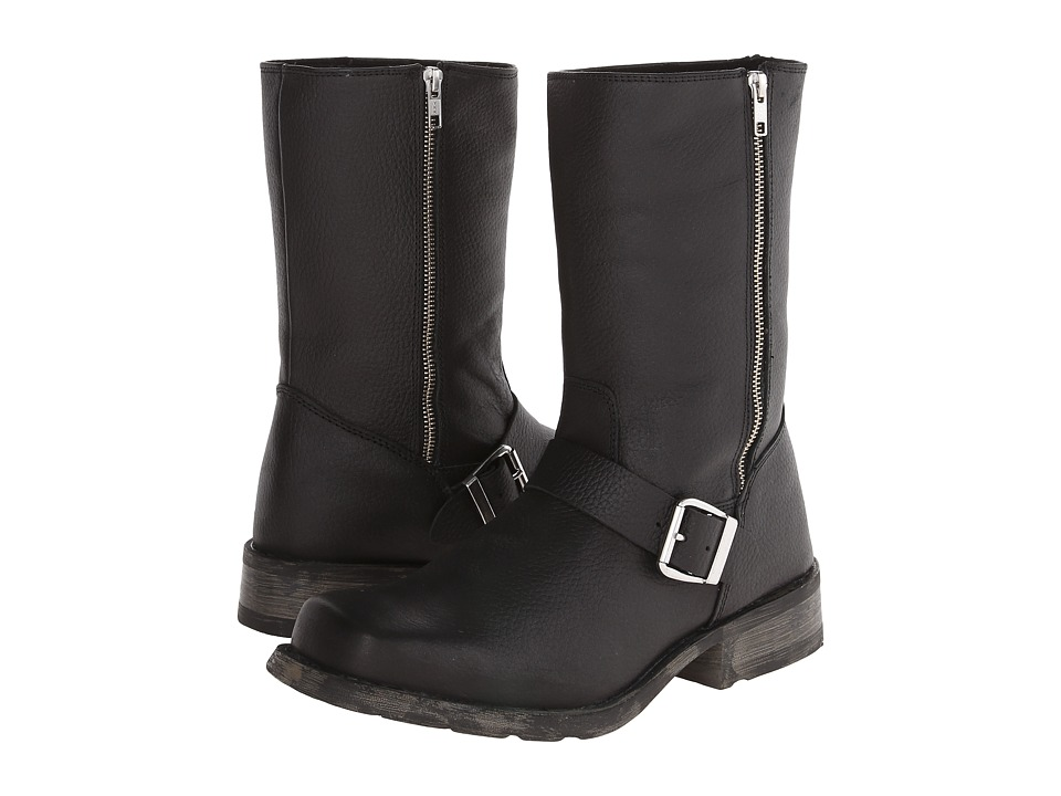 Dingo - Wheelie (Black Pit Stop) Men's Boots