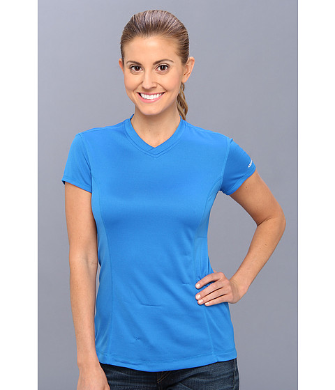 Merrell - Leota Tech Tee (Apollo) Women's Short Sleeve Pullover