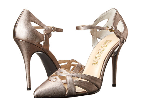 E! Live from the Red Carpet - Luann (Mushroom Vitello) Women's Shoes
