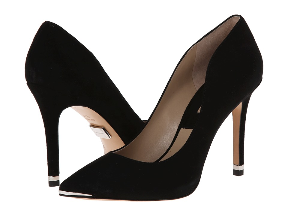 Michael Kors - Avra (Black Kid Suede 1) High Heels