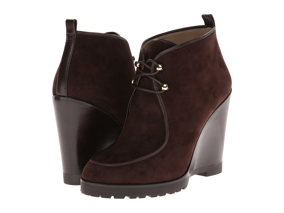Michael Kors - Beth (Chocolate Kid Suede) Women