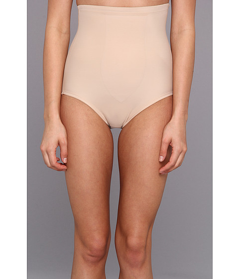 TC Fine Intimates - Just Enough Hi-Waist Brief 4135 (Nude) Women's Underwear