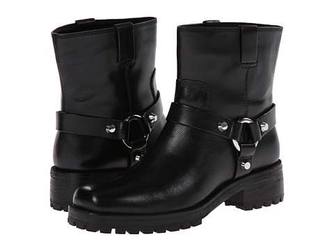 Michael Kors - Macey (Black Vachetta) Women