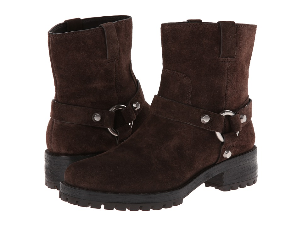 Michael Kors Macey (Chocolate Sport Suede) Women