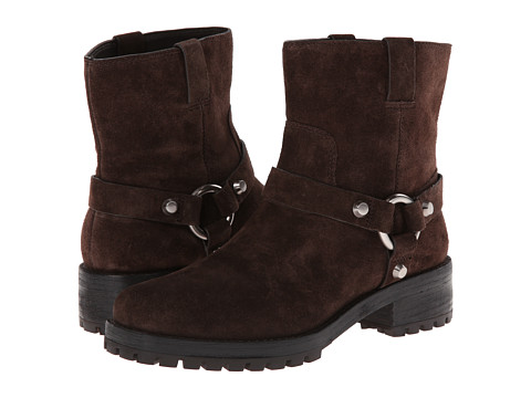 Michael Kors - Macey (Chocolate Sport Suede) Women's Pull-on Boots
