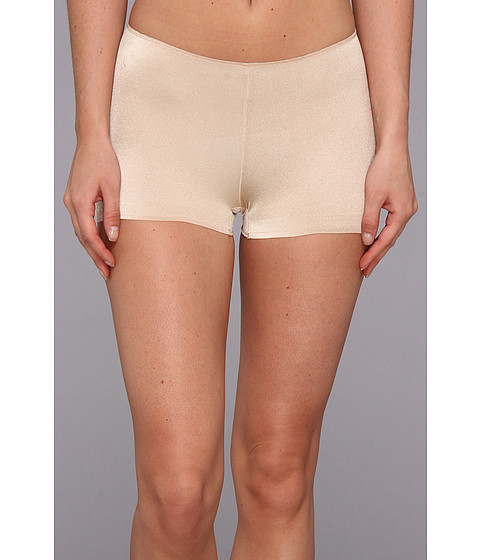 TC Fine Intimates - TC Edge Microfiber Boyshort A406 (Nude) Women's Underwear