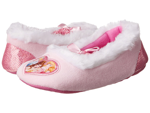 Favorite Characters - Disney Princess Slipper 1PRF240 (Toddler/Little Kid) (Pink) Girls Shoes