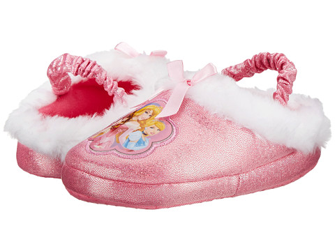 Favorite Characters - Disney Princess Slipper 1PRF241 (Toddler/Little Kid) (Pink) Girls Shoes