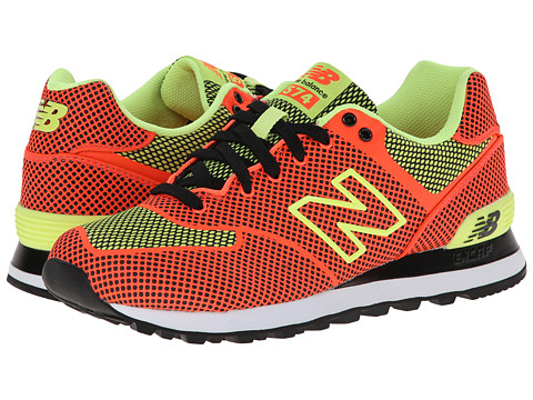New Balance Classics - WL574 - Woven Collection (Dragonfly) Women