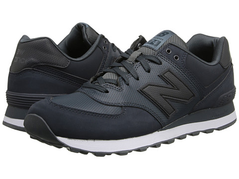 New Balance Classics - ML574 - Stealth (Dark Grey) Men's Shoes