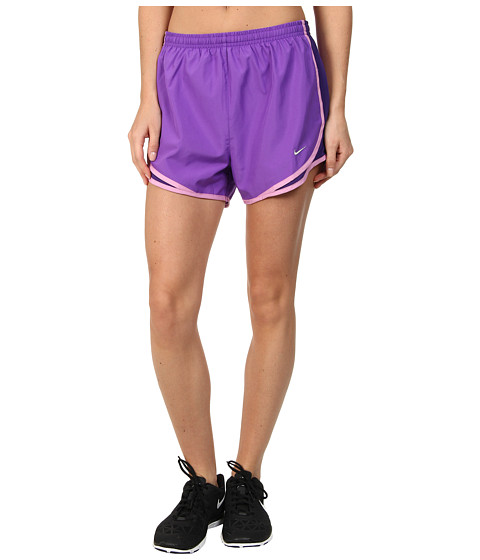 Nike - Tempo Short (Hyper Grape/Court Purple/Light Magenta/Matte Silver) Women's Workout