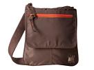 Life is good Adventure Crossover Bag (Java Brown)
