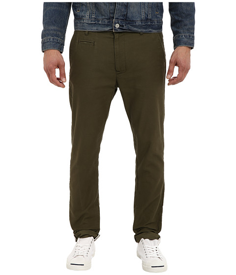 G-Star - Troupman Chino Tapered in Lightweight Pound Twill Combat (Combat) Men's Shorts