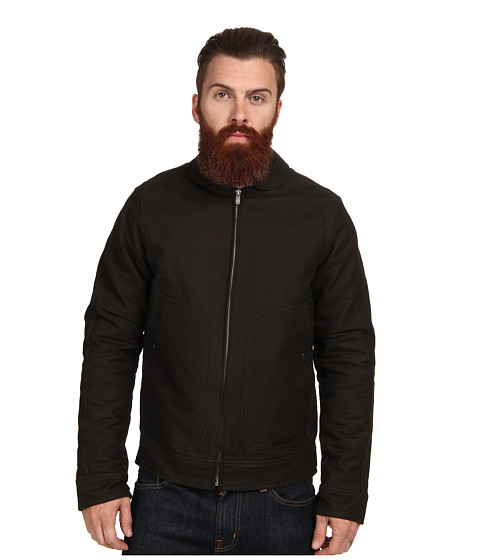 G-Star - Marc Newson Twill Zip Out Jacket (Deep Forest) Men