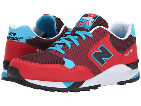 New Balance - M850 - Running Collection (Red/Blue) Men