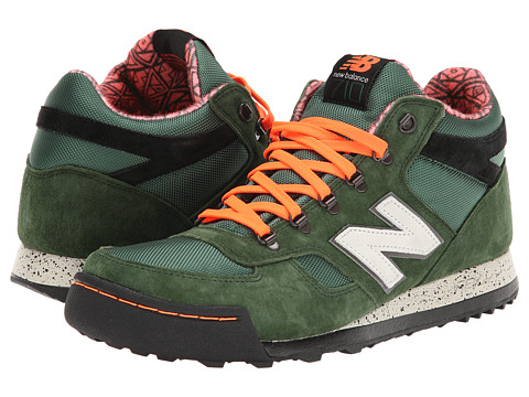 New Balance Classics - HRL710 - Trail Collection (Green) Men's Shoes