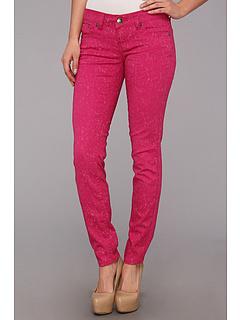 SALE! $15.99 - Save $52 on Request Juniors Splatter Pants in Magenta (Magenta) Apparel - 76.49% OFF $68.00
