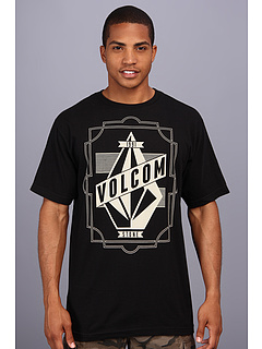 SALE! $15.99 - Save $6 on Volcom Charge S S Tee (Black) Apparel - 27.32% OFF $22.00