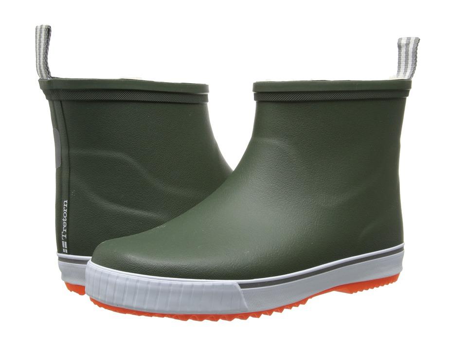Tretorn - Wings Lag Vinter (Green) Women's Rain Boots