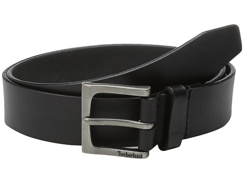 Timberland - 35MM Classic Jean Belt (Black) Men