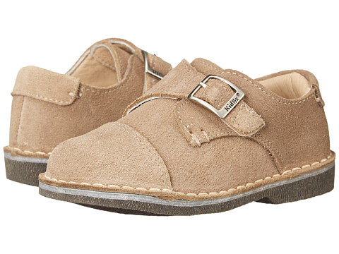 Kid Express - Marc (Toddler/Little Kid/Big Kid) (Tan Suede) Boy
